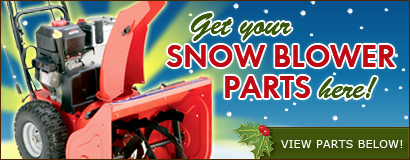 Get Your Snow Blower Parts Here!